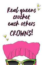 Real Queens Crochet Each Other's Crowns!