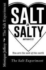 Salt or Salty?