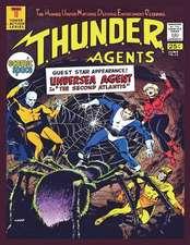T.H.U.N.D.E.R. Agents #13
