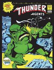 T.H.U.N.D.E.R. Agents #15