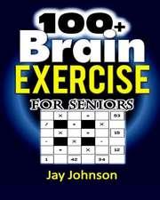 100+ Brain Exercise for Seniors