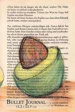 Bullet Journal Avocado CA. A5 (15,2 X 22,9cm) 200 Seiten Dotted Cream Paper
