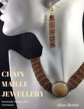 Chain Maille Jewellery