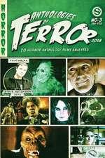 Anthologies of Terror 2018