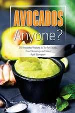 Avocados Anyone?