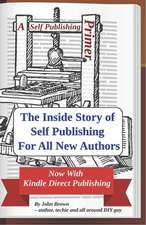 A Self Publishing Primer