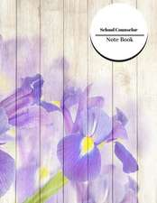 School Counselor Note Book