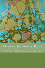 Fitness Workouts Book