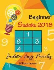 Beginner Sudoku 2018