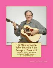 The Best of Geral John Pinault's Love Songs - Book #18