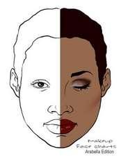 Makeup Face Charts Arabella Edtion