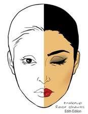 Makeup Face Charts Edith Edition