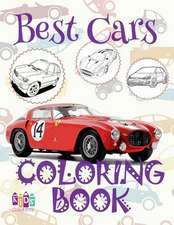 ✌ Best Cars ✎ Cars Coloring Book Young Boy ✎ Coloring Book Under 5 Year Old ✍ (Coloring Book Nerd) a Coloring Book