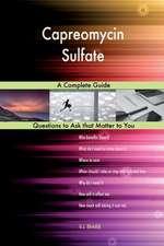 Capreomycin Sulfate; A Complete Guide