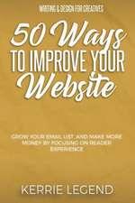 50 Ways to Improve Your Website