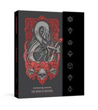 The Book of Holding (Dungeons & Dragons): A Blank Journal with Grid Paper for Note-Taking, Record Keeping, Journaling, Drawing, and More