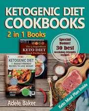 Ketogenic Diet Cookbooks