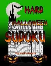 Hard Halloween Sudoku