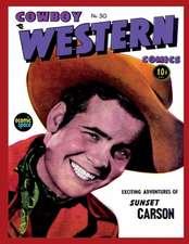 Cowboy Western Comics #30