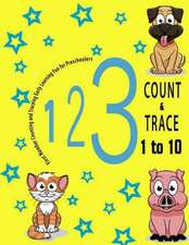 Count and Trace 1 to 10