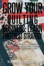 Grow Your Quilting Business