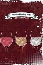 Winemaking Log Book