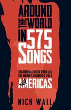 Around the World in 575 Songs