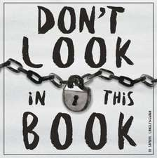 Don't Look In This Book