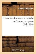 L'Ami Des Femmes