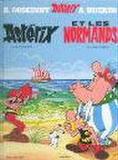 Asterix Französische Ausgabe 09. Asterix et les Normands