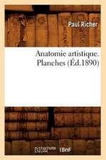 Anatomie Artistique. Planches