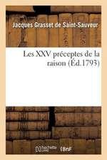 Les XXV Preceptes de La Raison