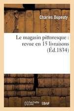 Le Magasin Pittoresque