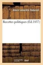 Recettes Politiques
