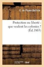 Protection Ou Liberte