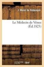 Le Medecin de Venus