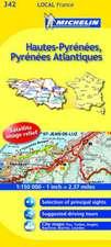 Hautes-Pyrenees, Pyrenees-Atlantiques