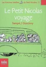 Petit Nicolas Voyage:  Le Lion, La Sorciere Blanche Et L'Armoire Magique