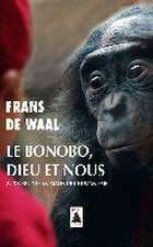 Le bonobo Dieu et nous