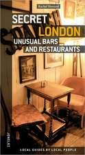 Secret London - unusual bars & restaurants