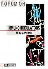 Forum on Immunomodulators