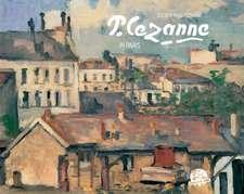 Paul Cezanne in Paris