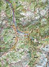 IGN 1 : 100 000 Annecy Thonon-les-Bains