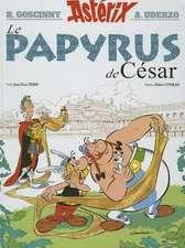 Le Papyrus de Cesar:  Le Ciel Lui Tombe Sur La Tete