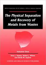Physical Separation and Recovery of Metals from Waste