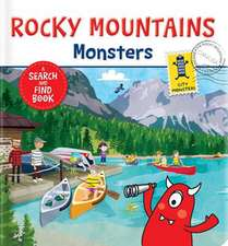 Rocky Mountains Monsters