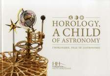 Horology, a Child of Astronomy