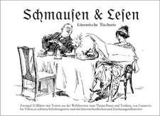 Schmausen und Lesen. 20 Tischsets