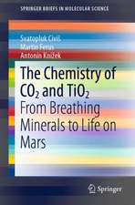 The Chemistry of CO2 and TiO2: From Breathing Minerals to Life on Mars