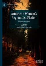 American Women's Regionalist Fiction